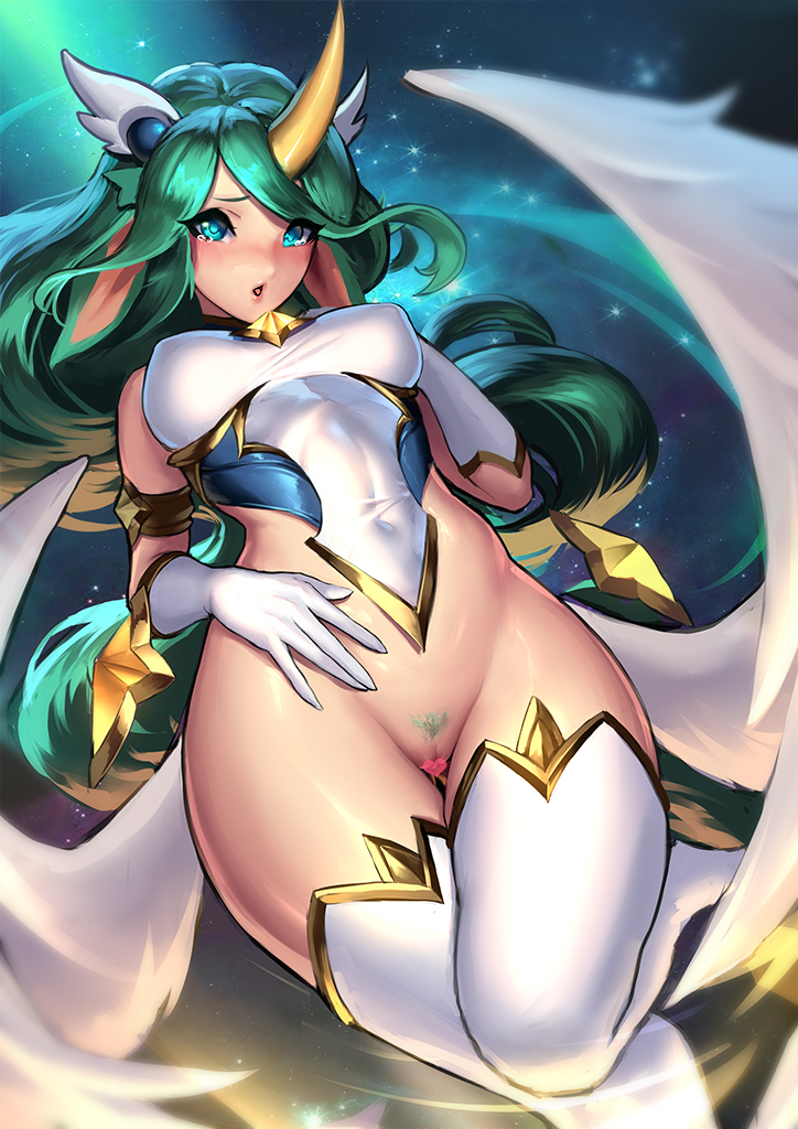 legends league soraka star of guardian Angel from lilo and stitch