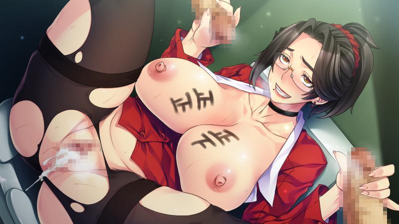 kyonyuu okaasan hamerarete ni furyou animation jusei the suru One punch man tornado butt