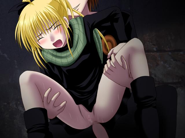 cat dva black Mahou_shoujo_ai