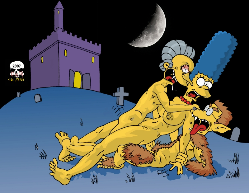 paheal the simpsons As told by ginger porn