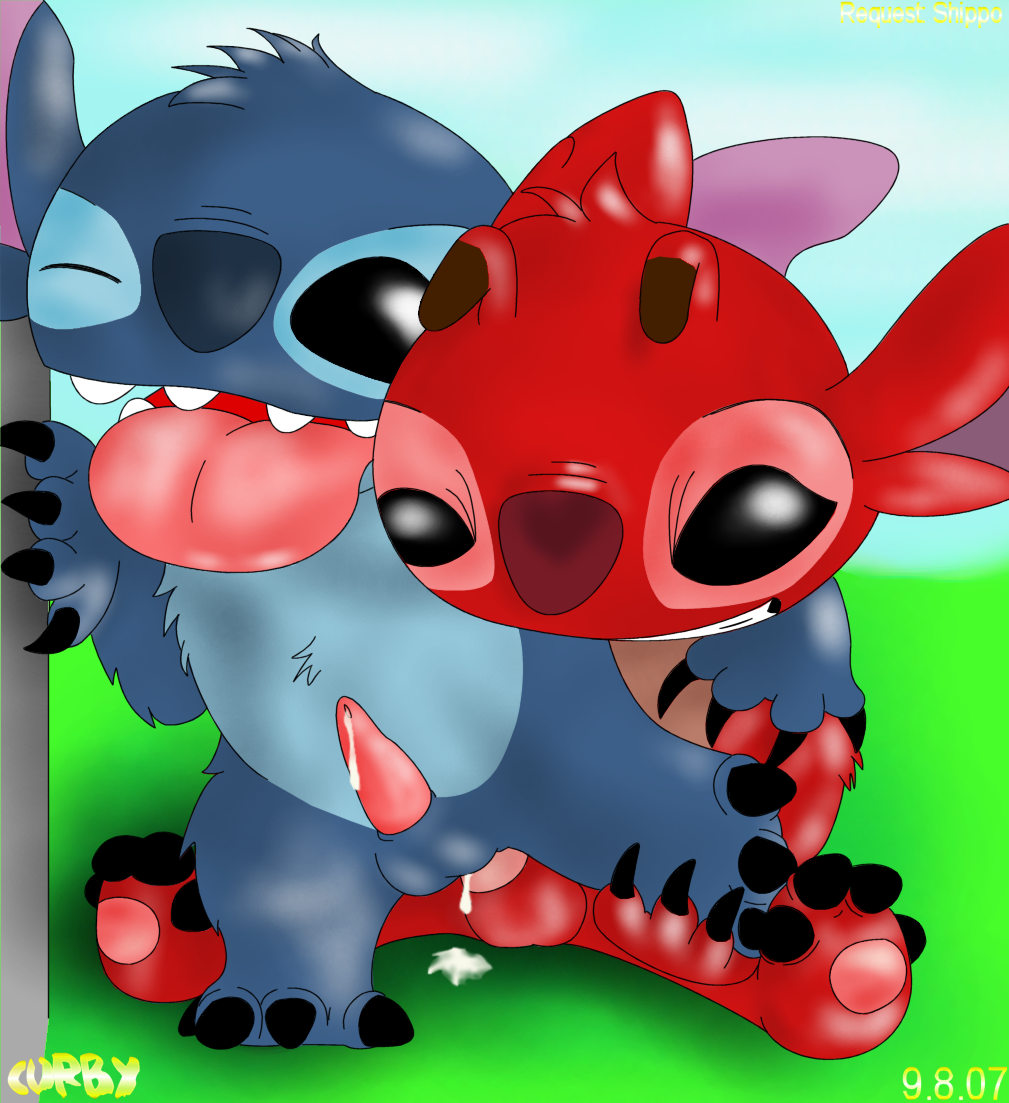 and porn stitch lilo pic Little red riding hooded mercenary