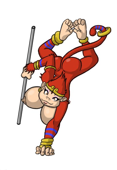 the not monkeys do feed nudity Saenai heroine no sodate-kata