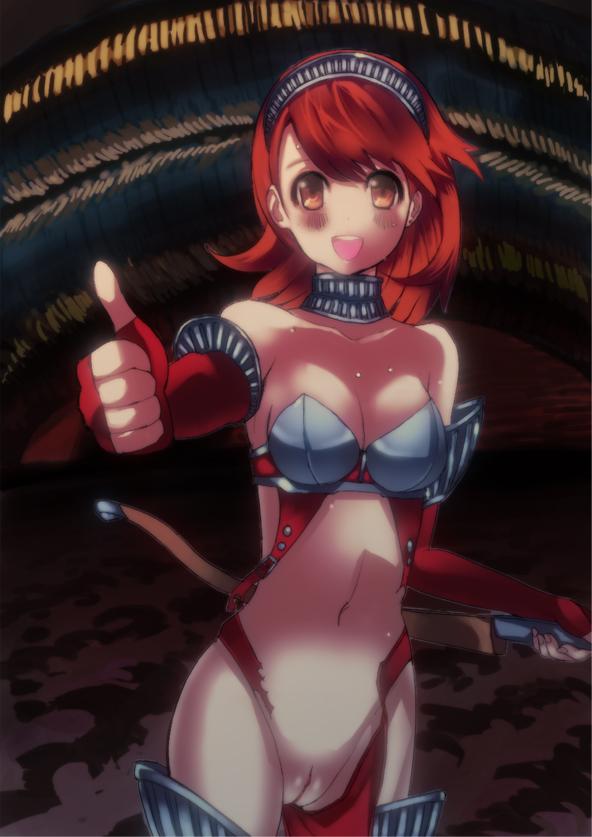 high cut persona 3 armor Is chara a boy or girl