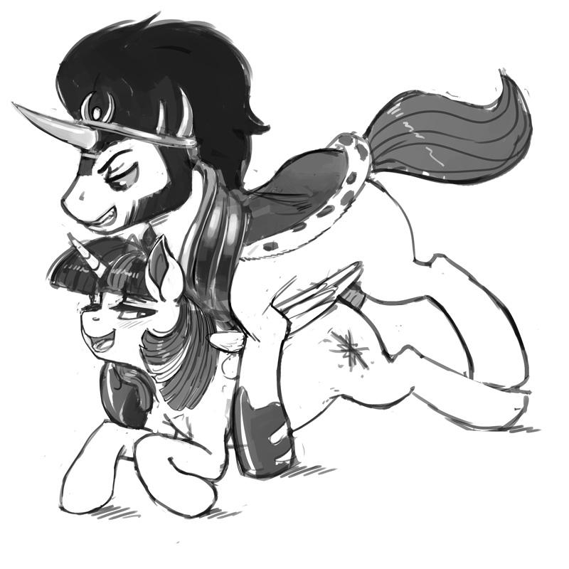 pony sombra my little king Aneki... my sweet elder sister the animation