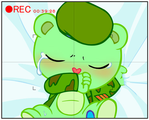 tree friends happy What are the angels in neon genesis evangelion
