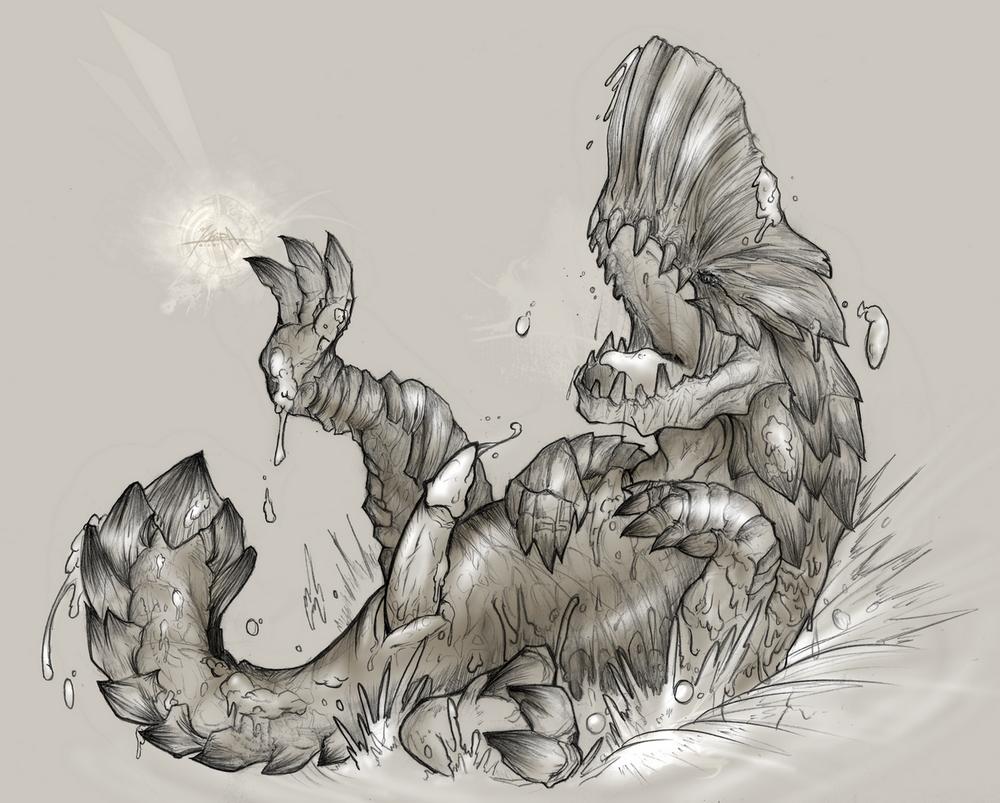 monster endemic hunter world researcher The amazing world of gumball blowjob