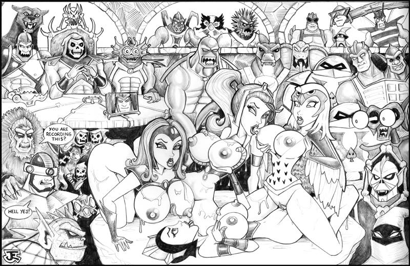 master & blesser of the of porn ragnarok einherjar Trials in tainted space ardia