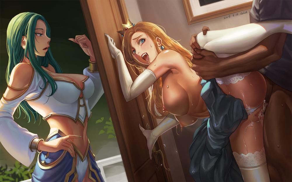 lewdua e-hentai: Brandy & mr whiskers porn