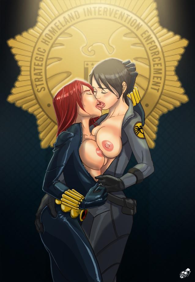 black avengers widow nude the Para-medic metal gear