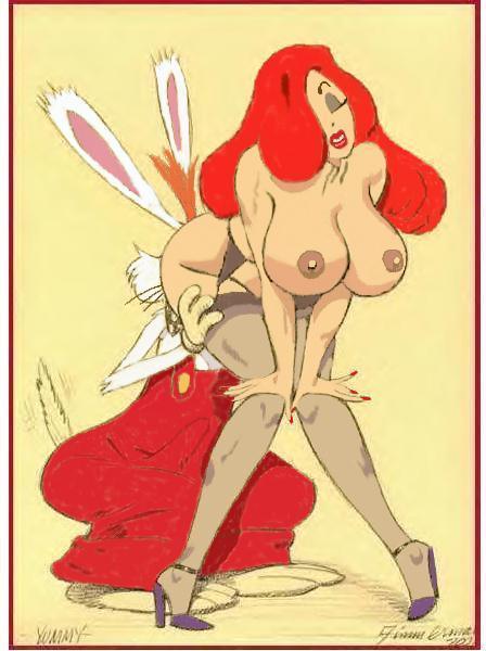 framed naked who rabbit jessica roger Fire emblem fates ophelia hentai