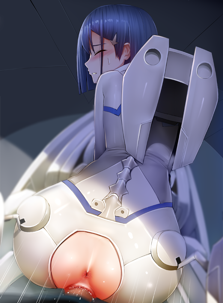 002 franxx the darling in from Genderbent beauty and the beast