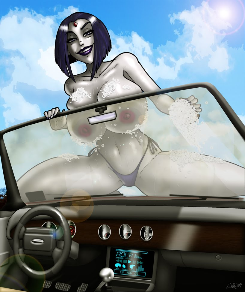 and homer wash peter car My daily life with a monster girl