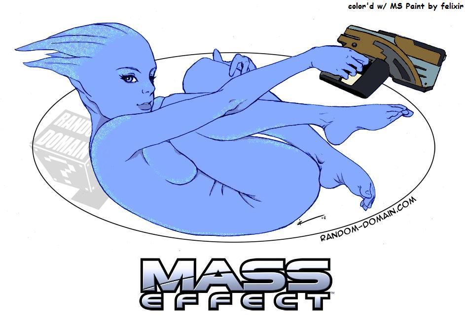 t'soni effect mass andromeda liara Grimgar of fantasy and ash mimori