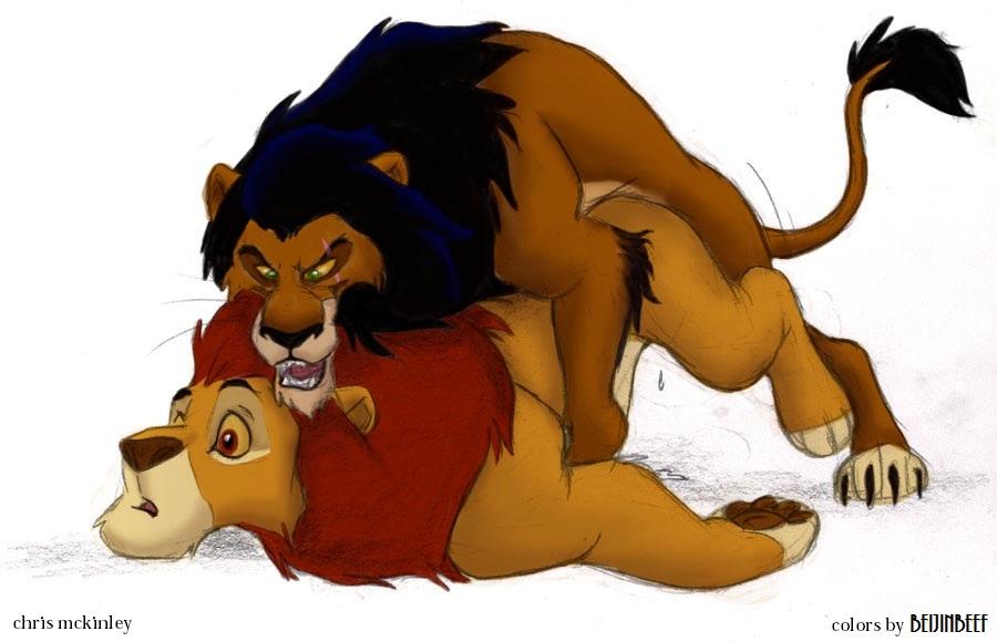 and kovu kiara king lion Gate jietai kare no chi nite kaku tatakeri anime