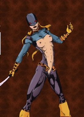 tits biggest ever i saw Five nights at freddy's anime foxy