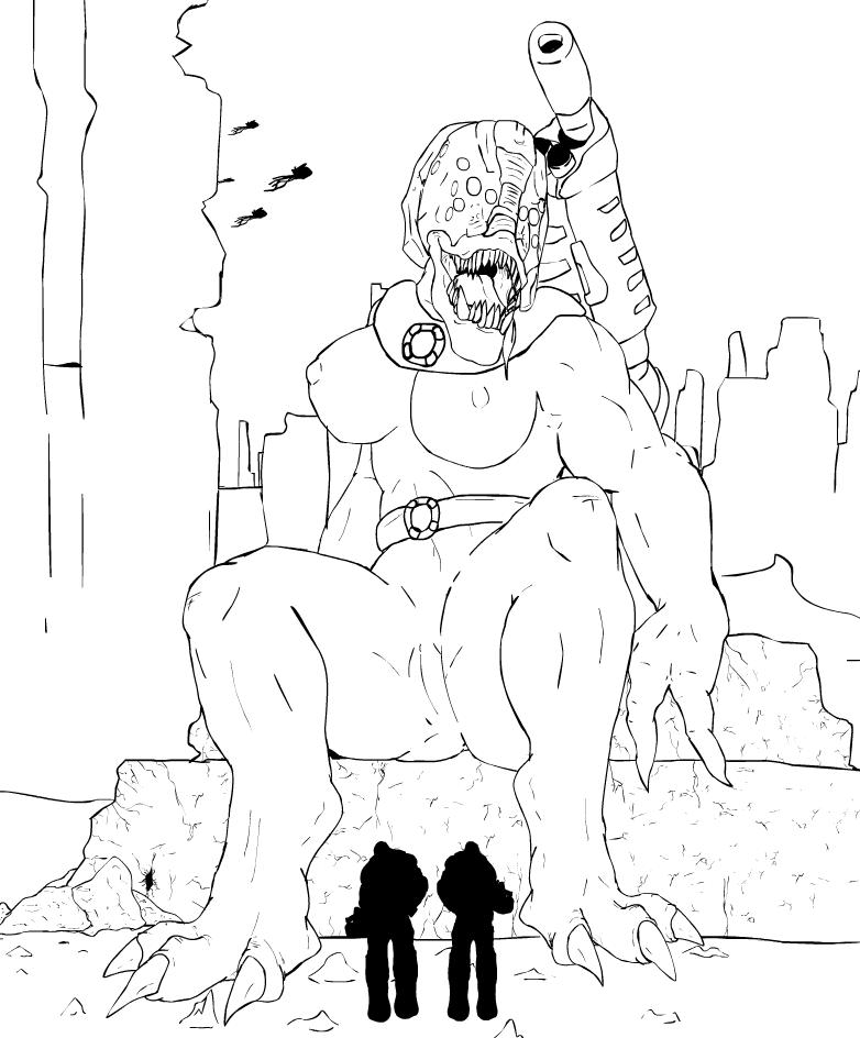 angry gears titan of war The greatest lady boss takizawa-san