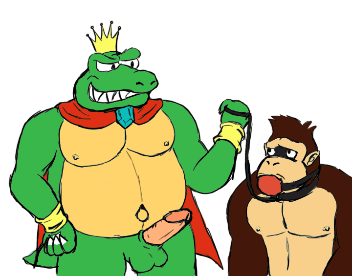 candy and kong donkey kong Legend of queen opala laquadia