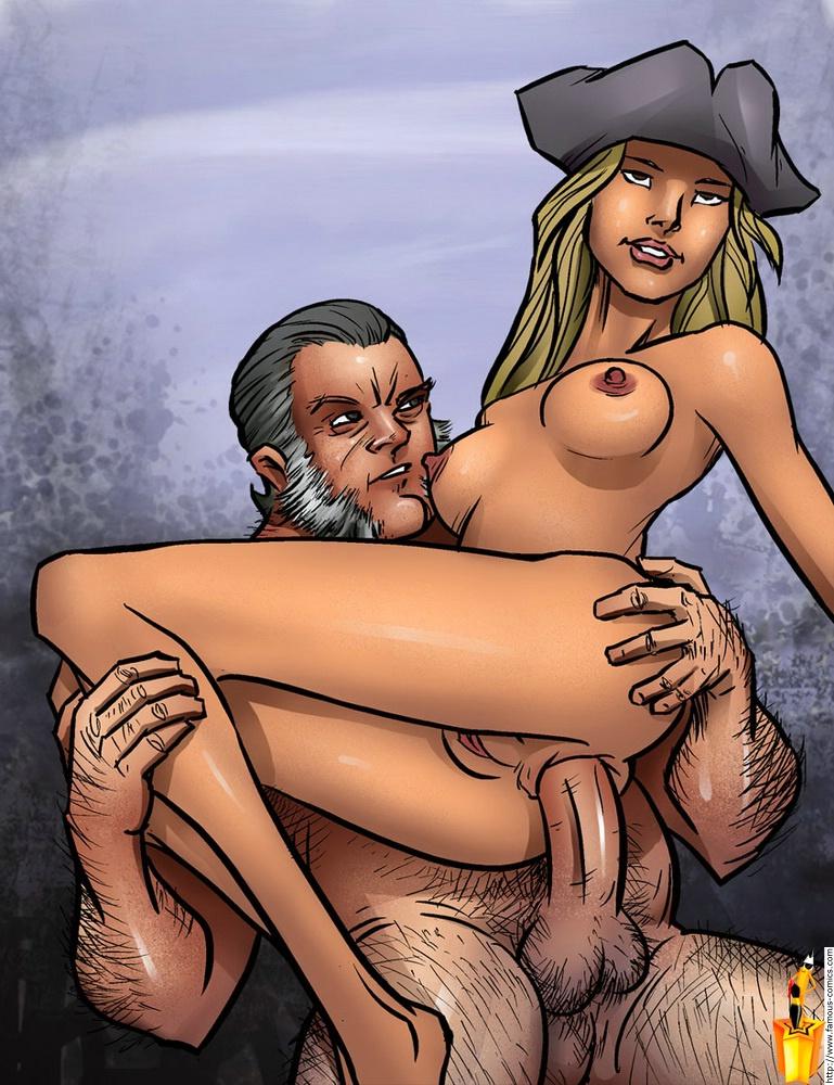 pirates comic porn caribbean of the Me me me