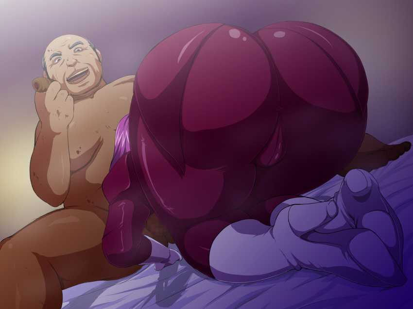 rudolph ass that with tight so Legend of zelda yaoi doujinshi