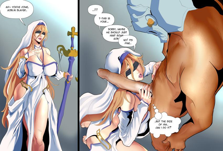 goblin nude maiden sword slayer Kiss x sis kiss anime
