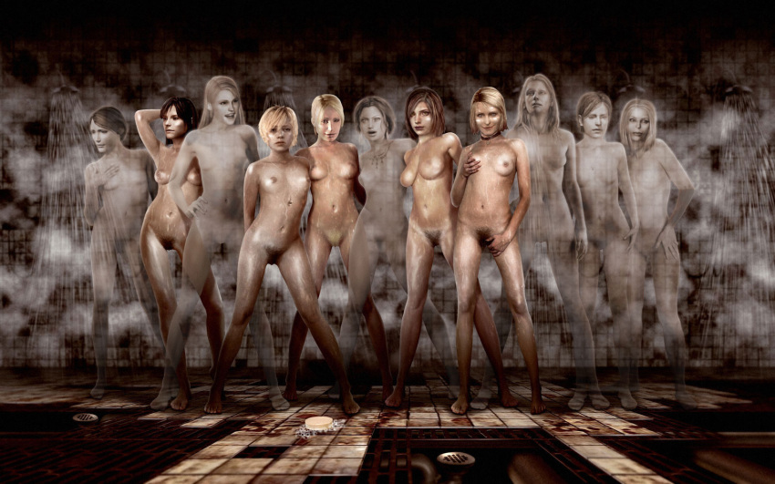 nude girls only invite criminal My hero academia the crawler