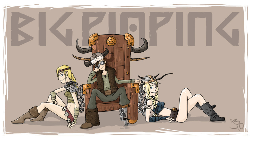 pregnant hiccup how fanfiction to and astrid your train dragon Honey (space dandy) (space dandy)
