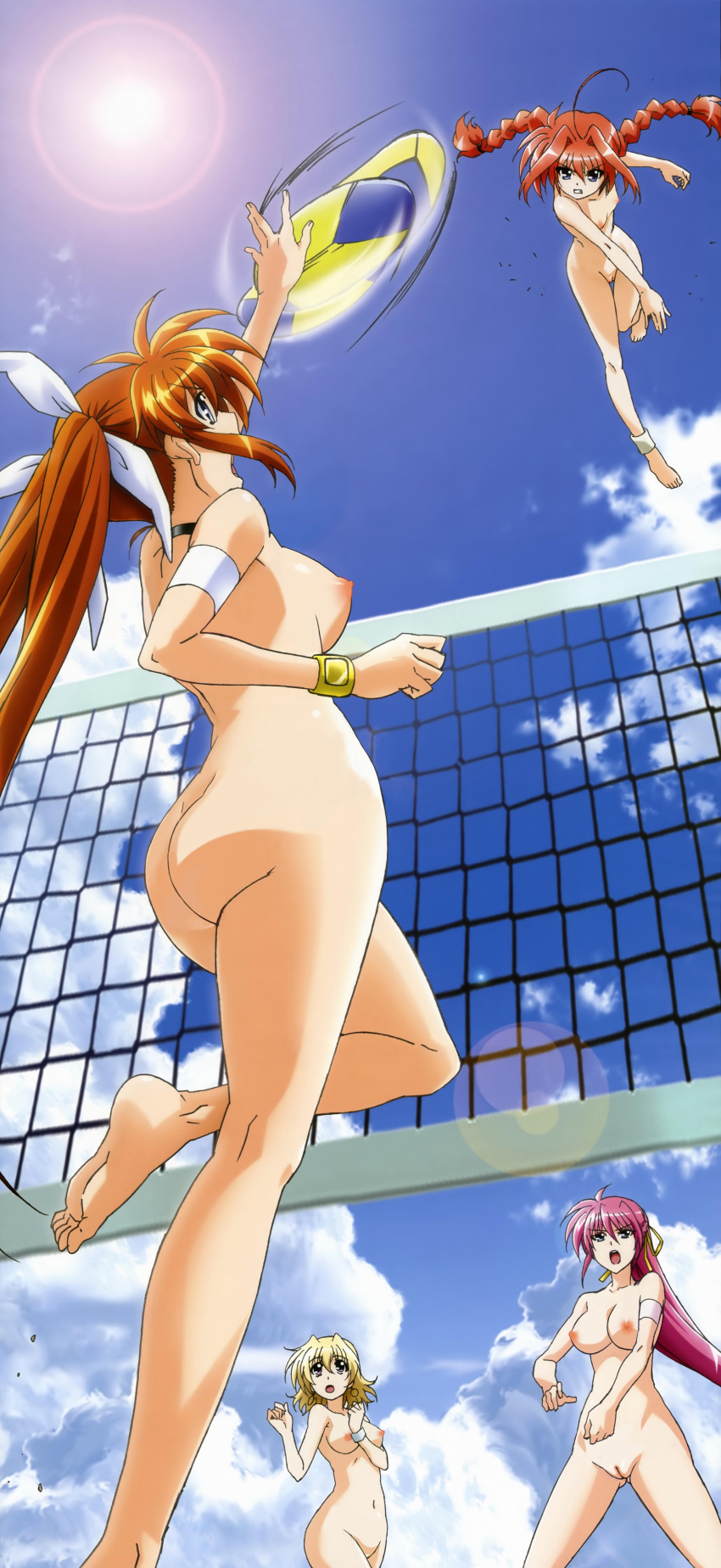 girls nude criminal invite only A certain magical index vento
