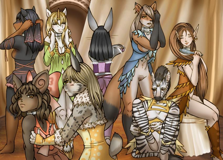 cried girl fox the who kanokon: Re-sublimity-kun