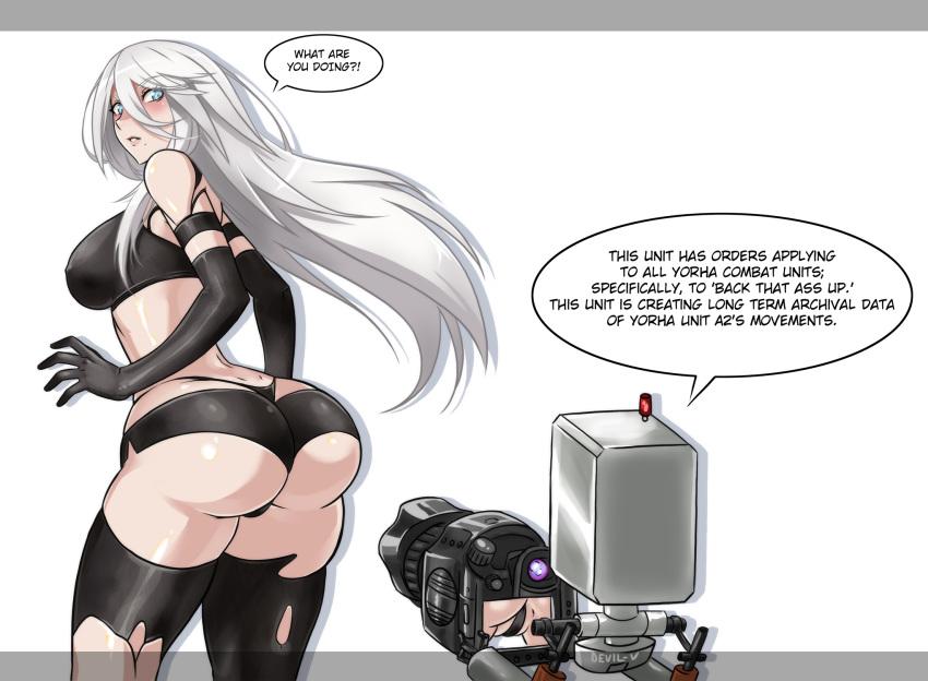 is nier emil automata where Doki doki literature club yuri porn