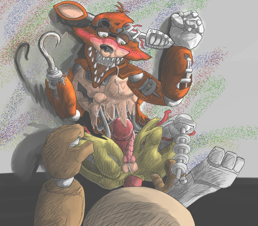 fox muscle foxy pirate the Doki doki literature club sayori porn