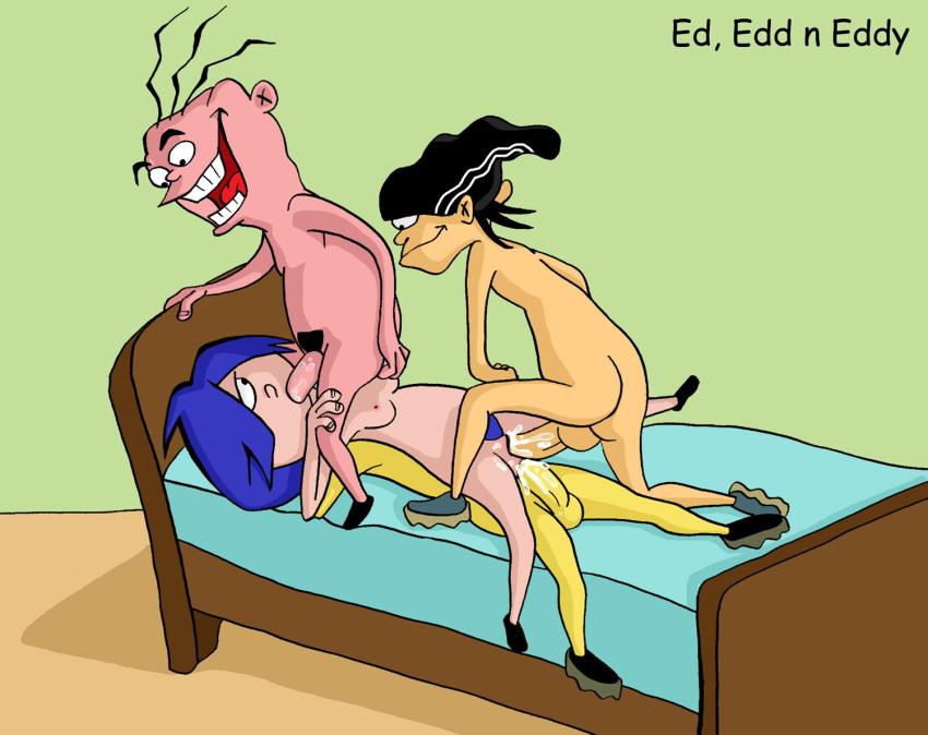 n edd ed ed the goes eddy pop Hulk and she hulk kiss