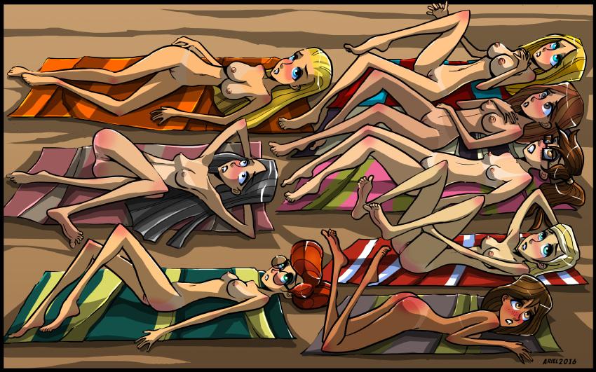 courtney drama naked total island The legend of zelda cartoon