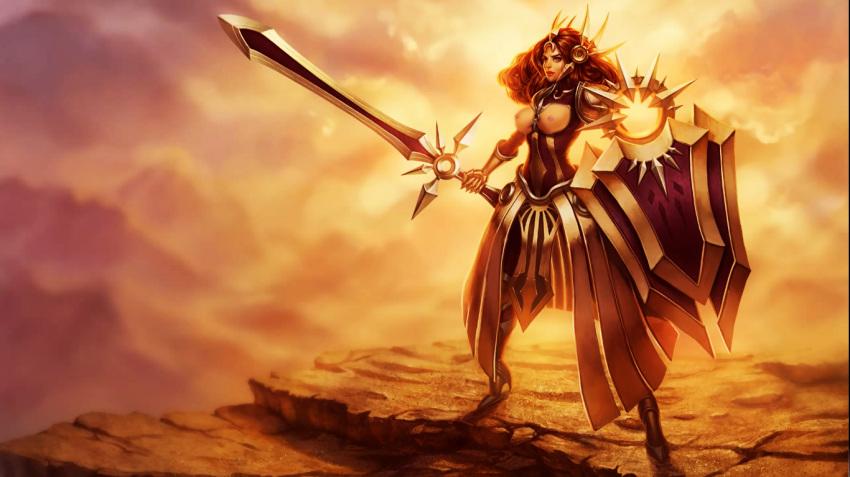 of legends league mountain drake Female goku super saiyan god