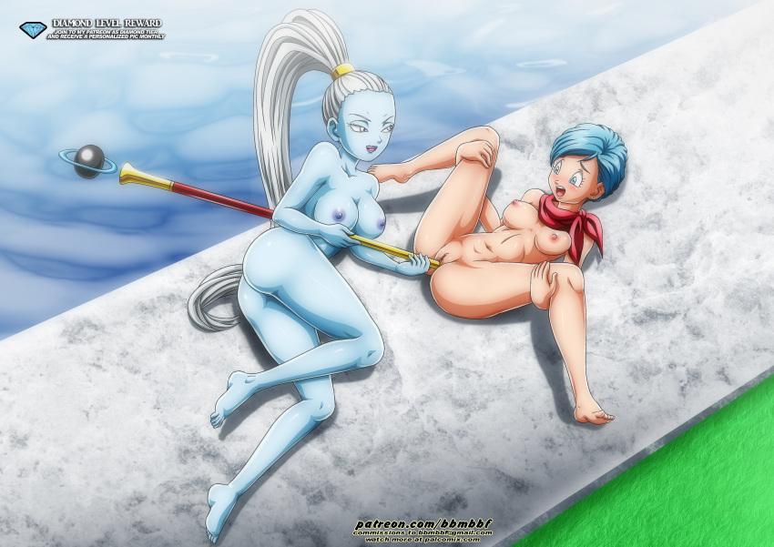 bulma z ball dragon bikini Cuphead cala maria